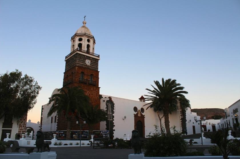 Teguise Church