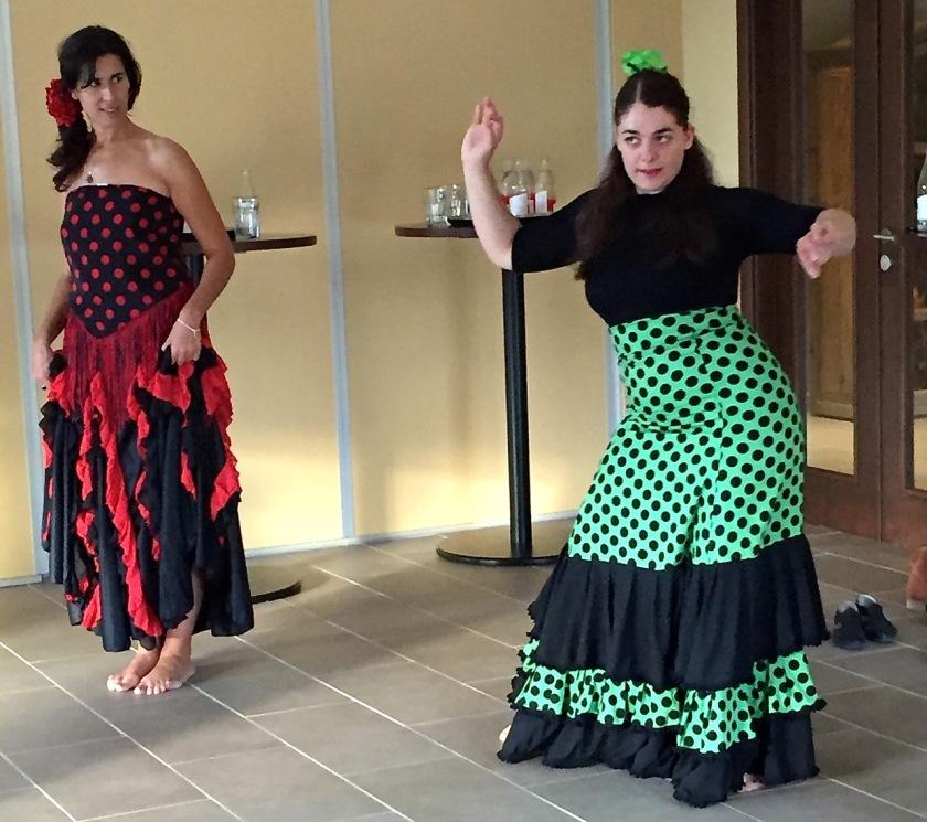 Flamenco Kurs Mas Salagros