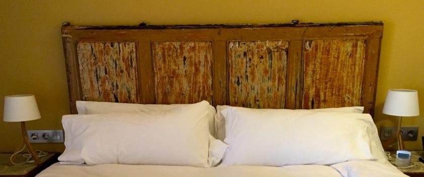Mas Salagros Bed