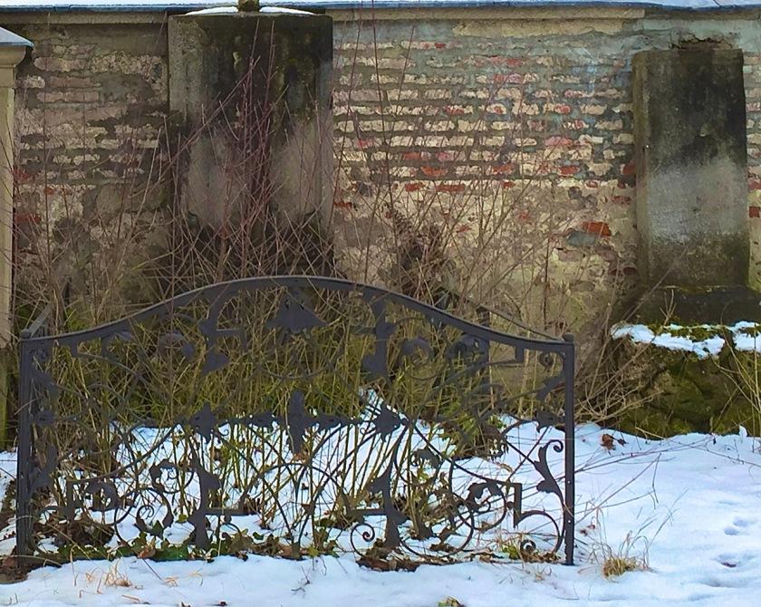 Wilhelm Grab Südfriedhof