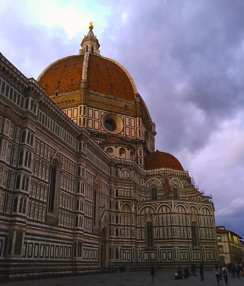 Die Dom-Kuppel von Brunelleschi lässt sich für tolle Innen- und Ausblicke erklimmen. (© casowi)